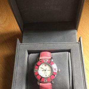 Michele Watch With Diamonds